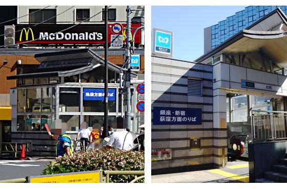 新大塚駅周辺の写真1