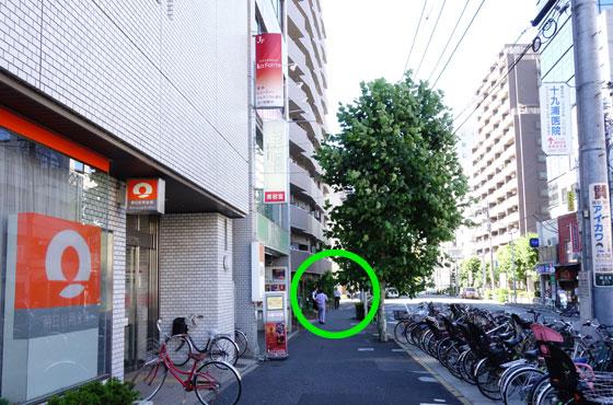 新大塚駅周辺の写真2
