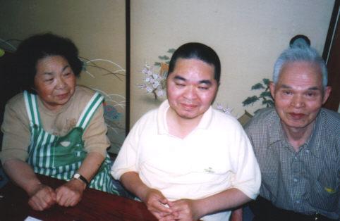 大山さん一家の写真