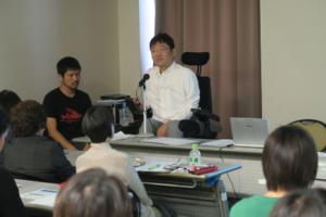 貝谷嘉洋さん講演の詳細へリンクします