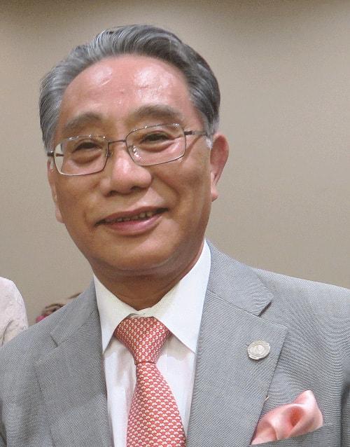 理事長貝谷久宣の写真