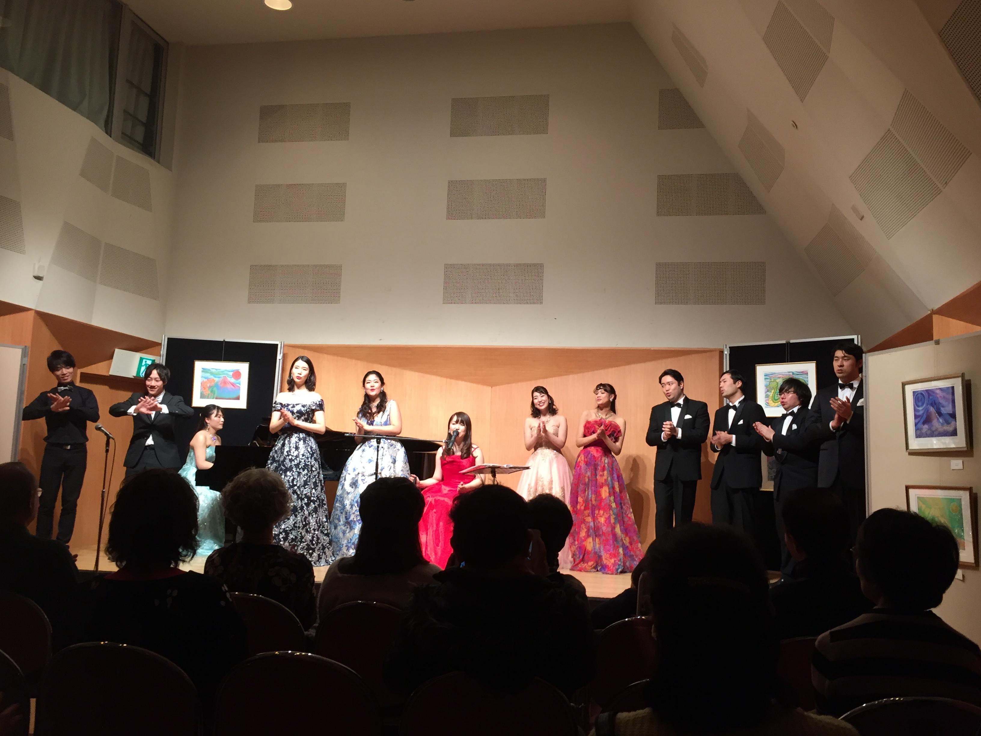 小澤綾子さん他ゲスト出演の写真