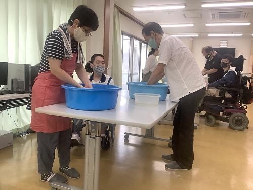 玄さんのうどん会2020京都02の写真